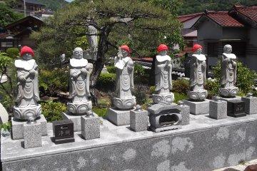 Kuil Hosenji di Izu-Taga