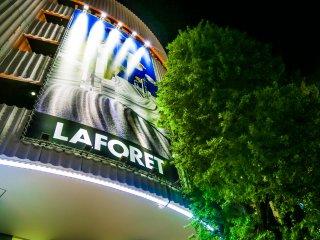 The Laforet building