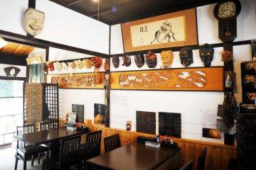 Cafe Seven Islands
