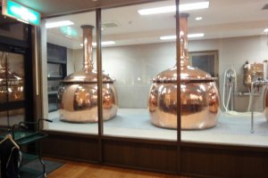 Copper Brewery Vessels