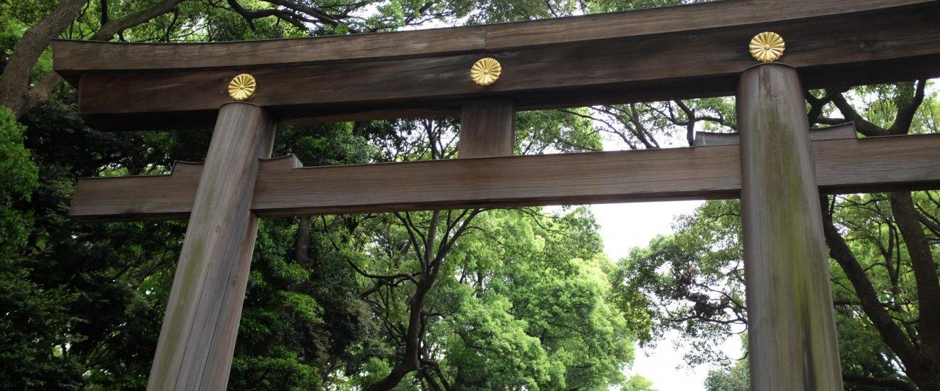 明治神宮正門
