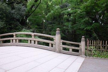 明治神宮-橋