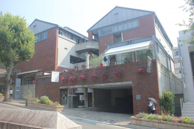 Kitano Ijinkan is friendly area for