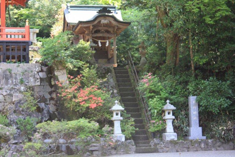 Le Sanctuaire de Kirishima