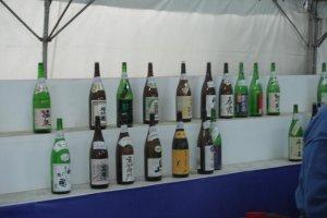 Saijo Sake Festival