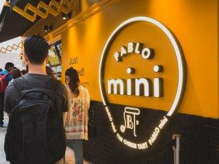 Pablo Mini logo