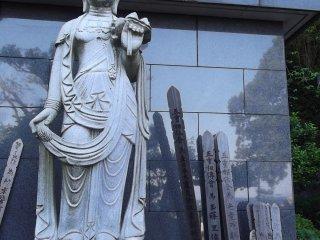 불교 자비의 신 '캐논'