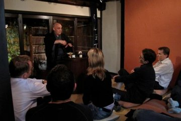 Lecture at ran Hotei