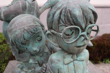 Gosho Aoyama Manga Factory