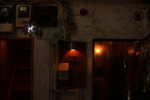 El mundo nocturno del Golden Gai
