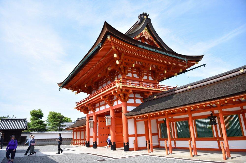 Kuil utama