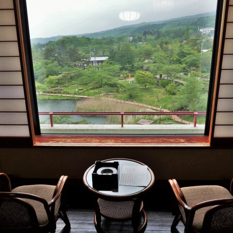 Hekizantei Ryokan-Hotel Fukushima