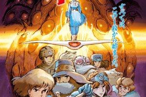 Exposição Ghibli