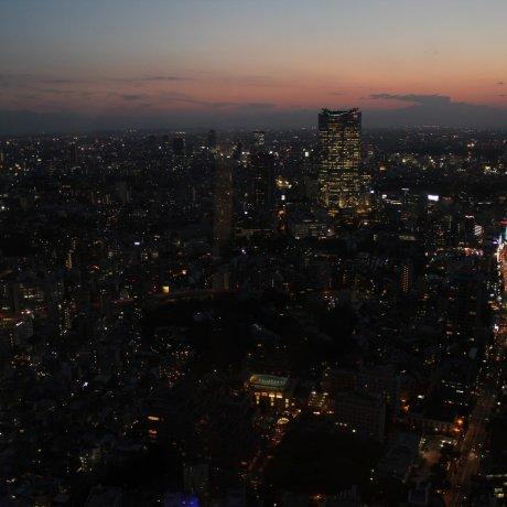 Tokio desde las alturas