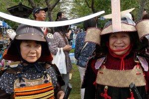 Beware the Samurai Grannies of Shiroishi