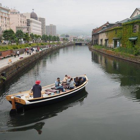 Cinq Bonnes Raisons d'Aller à Otaru