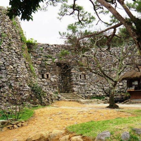 World Heritage Nakijin Castle