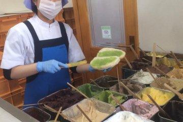 Roti terbaik di Morioka