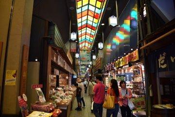 锦市场入口