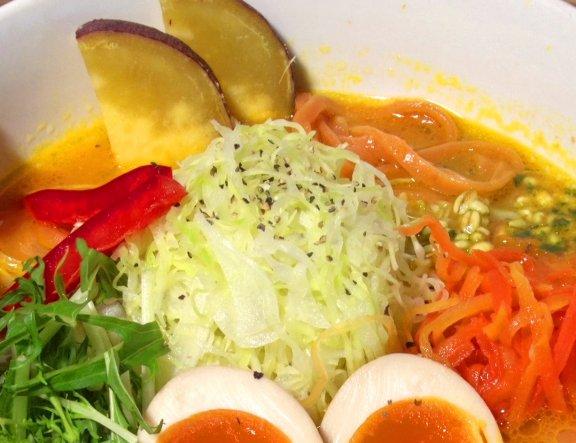 Special Veggie Soba