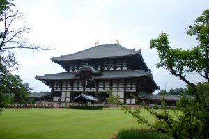 The Todaiji Temple