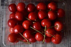 Những quả 'sakuranbo' đỏ tươi nổi tiếng của Yamagata
