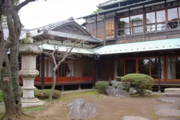 Kyu Asakura House in Daikanyama