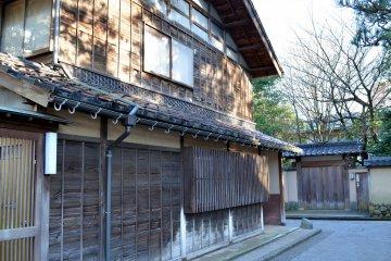 Nagamachi Bukeyashiki (Samurai residence) District