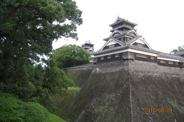 One of the Best: Kumamoto Castle