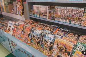 Livros do manga de One Piece