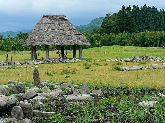 Perimeter of Stone Circle