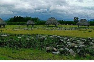 One of the Stone Circles of Oyu.