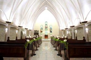 Inside the Blanc chapel