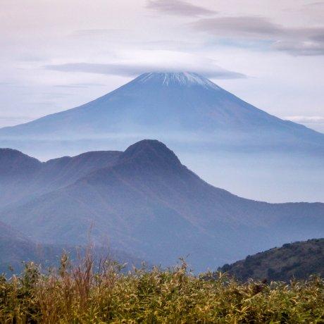 Kanagawa's Mount Myojin-ga-take