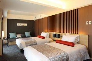 Kembalinya RIHGA Royal Hotel Kyoto