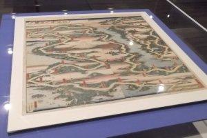 Sugoroku, the Edo-era Tokaido board game