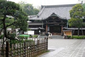 Temple Sengaku-ji