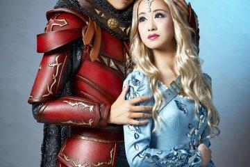Ryo Tamaki and Reika Manaki take on King Arthur the musical