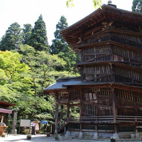Top 10 nơi hấp dẫn ở Fukushima