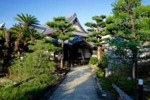 Beautiful Jinsenji Temple