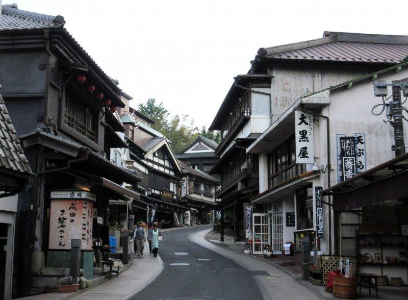 Narita Town Chiba Japan Travel Japan Tourism Guide