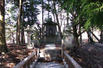 Синтоистский храм Дайо