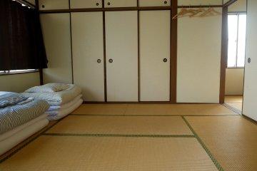 Tatami rooms
