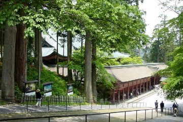 Hiking to Enryaku-ji Temple