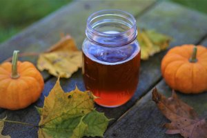 Honey and Pumpkin, a marriage of sweetness and texture