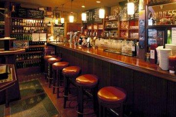 Failte Irish Pub and Restaurant bar