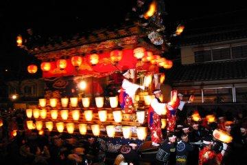 เทศกาลยามราตรี Chichibu