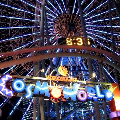 Cosmoworld Ferris Wheel ở Yokohama