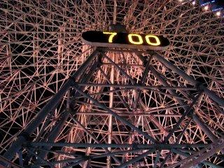أكبر ساعة في العالم وفقاً لموسوعة غينيس