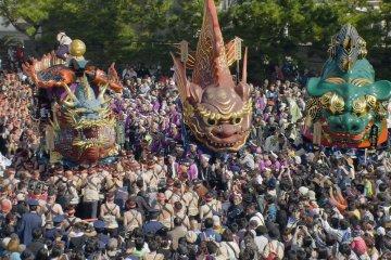 카라쓰 쿤치 축제